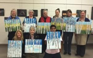 Painting workshop Nov 20
