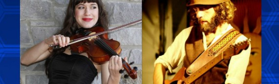 Live Music: Celtic Duo In Concert November 16