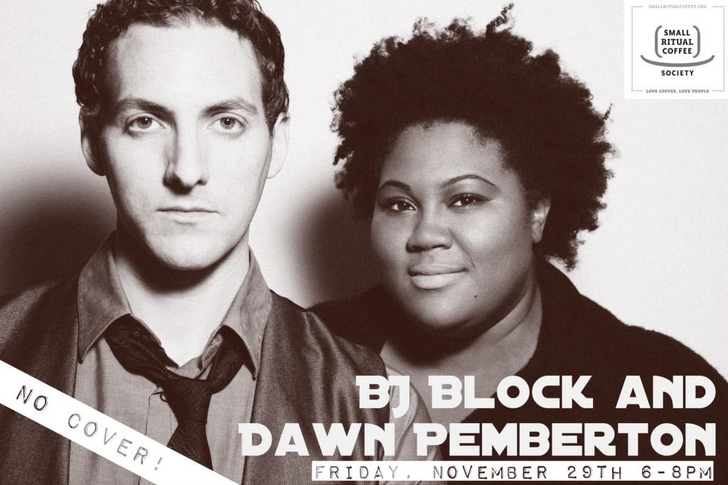 bj block and dawn pemberton