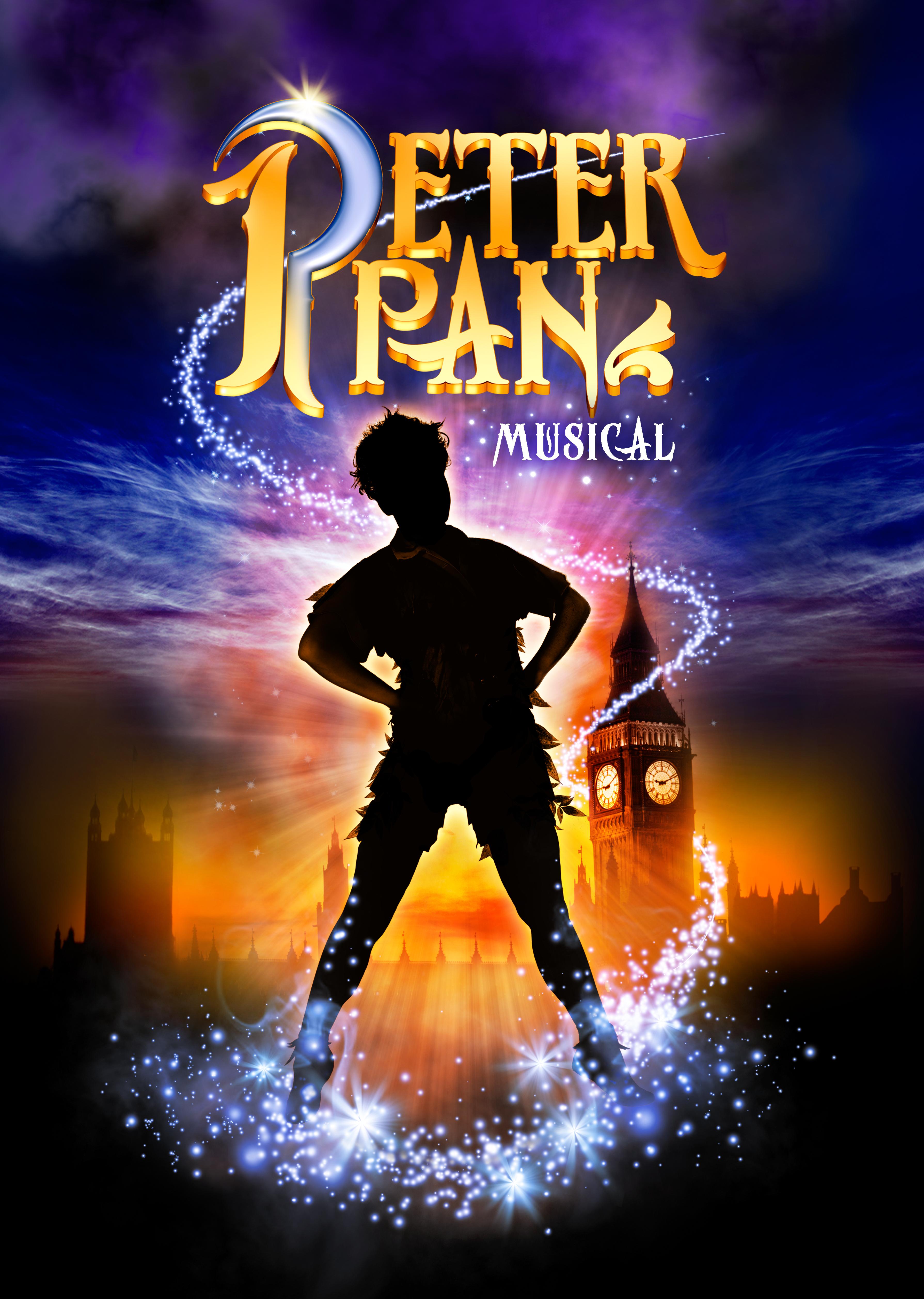 94dd4d752b057 Peter Pan Poster – Peninsula Arts Foundation